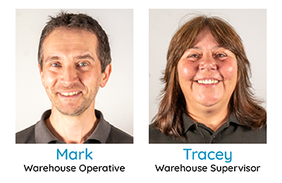 Meet Tracey and Mark