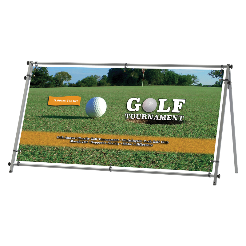Vision Outdoor Banner